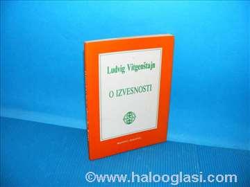 O izvesnosti Ludvig Vitgenštajn