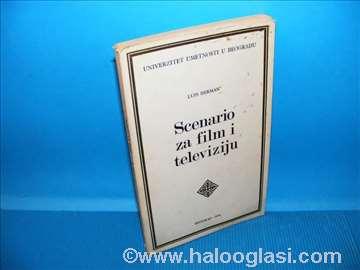 Scenario za film i televiziju, Luis Herman