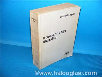 Transformacija filozofije, Karl-Otto Apel