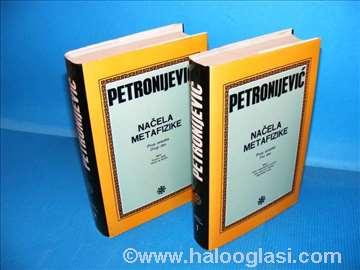Načela Metafizike 1-2 Petronijević
