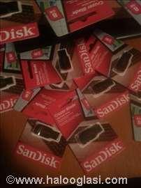 USB Flash Memorije 8GB...