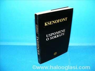 Uspomene o Sokratu, Ksenofont