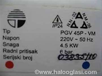 Protočni bojler termil 4.5kW