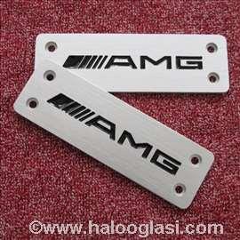 AMG znak Mercedes plocica