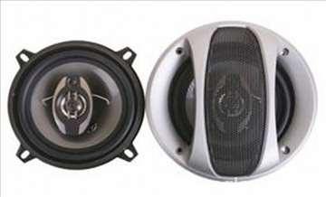 Auto zvucnici BEAR-Sve velicine zvucnika