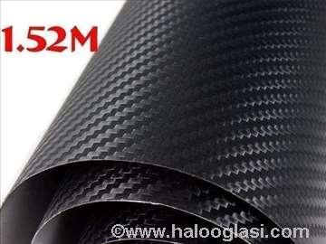Carbon 3d folija u rangu 3M-a KVALITETNA