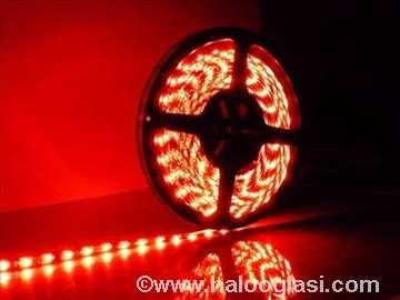 Crvena LED traka