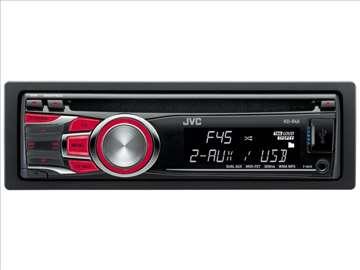JVC kd r45 USB MP3 kao nov GARANCIJA