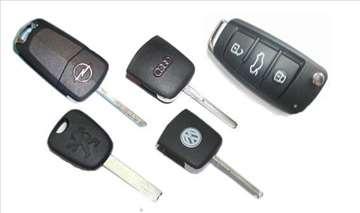 Kljucevi i kucista za sve automobile