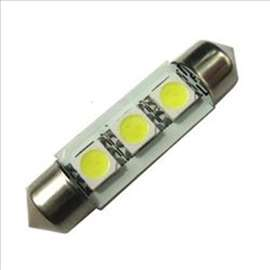 LED sijalica FESTOON 39mm 2 komada