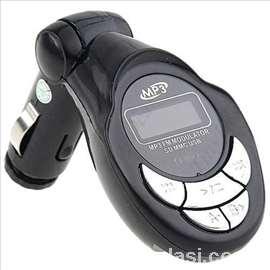 Mp3 FM modulator