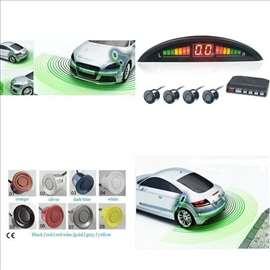 PARKING senzori DIGITALNI u boji auta 4s