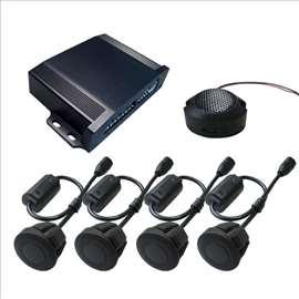 PARKING senzori zvucni signal CRNI