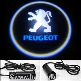 PEUGEOT logo u vratima
