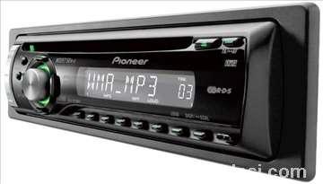 PIONEER deh 2920mp MP3 kao nov GARANCIJA
