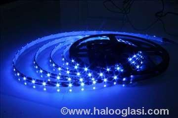 Plava LED traka