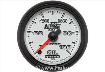 Sat za merenje pritiska ulja u motoru