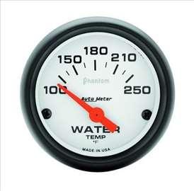Sat za merenje temperature motora