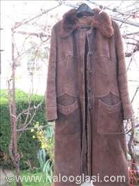 Ženska bunda - koža