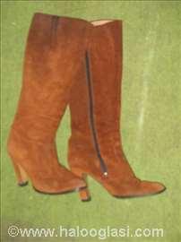 Ženske čizme - koža