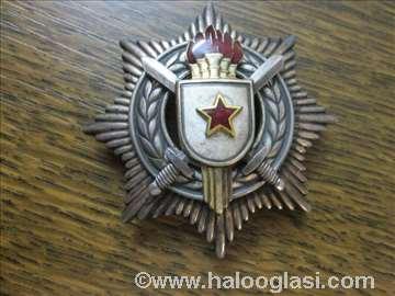 Orden za Vojne zasluge, III  red