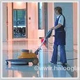 Mašinsko pranje tvrdih podova