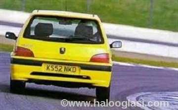 Peugeot pezo 106 kompletan u delovima,Garancija.