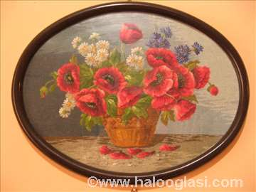 Vilerov goblen Bulke, original
