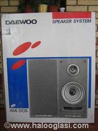 Zvučnici Daewoo