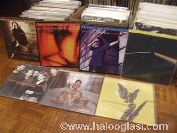 Audiofilske LP ploče, mnoštvo izdanja