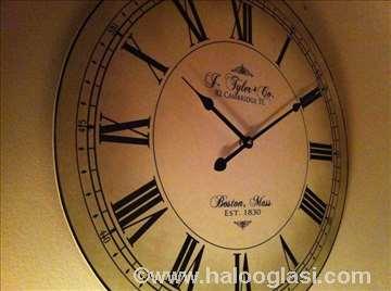 Zidni sat retro 50 cm