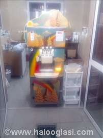 Aparat za sladoled na točenje Carpigiani Rainbow