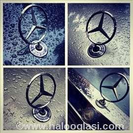 Znak za haubu Mercedes C, E klasa