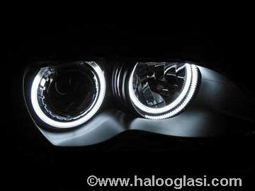 Angel eyes prstenovi za BMW