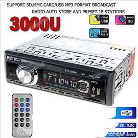 Auto radio USB CT 3000U