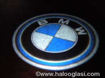Logo projektor Bmw