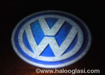Logo projektor VW