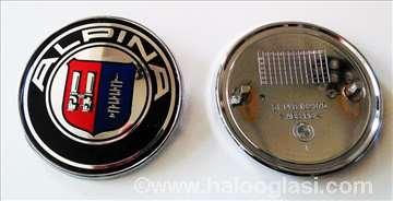 Prednji znak za BMW Alpina