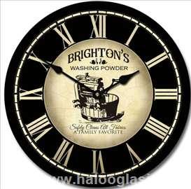 Zidni sat retro 40cm (dostupno 40-60 cm)