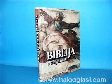 Biblija u umjetnosti Mladinska knjiga 1989.