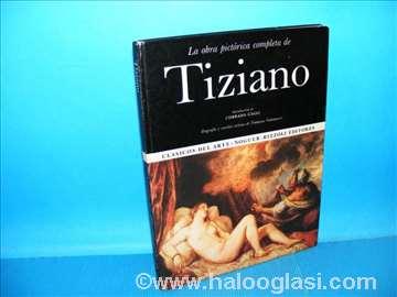 Tiziano clasicos del arte