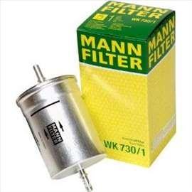 Filteri goriva Mann razni modeli