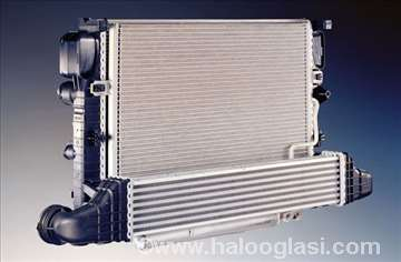 Hladnjak motora Opel Astra G 1.7 Dti/Cdti