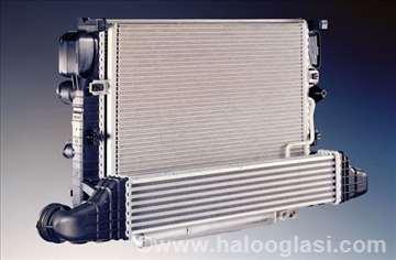 Hladnjak motora VW Golf 1 1.6B/1.5D/1.6Gti 76-81
