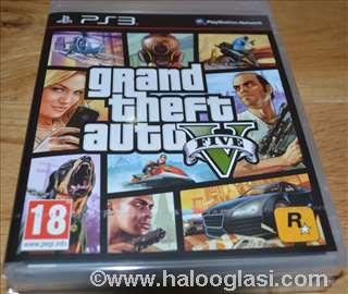 GTA 5 original za PS3