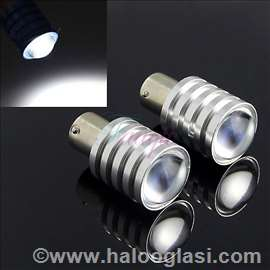 Cree led diode 7W rikverc, stop