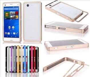 Akcija Sony Xperia Z3 Compact Aluminium zaštita