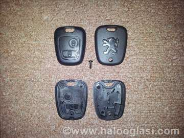 Kljuc Peugeot 307 407 2 dugmeta