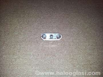 Migavac u krilu VW Golf 4