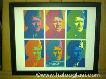 Tito - Warhol